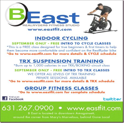 b east september