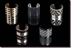 Ariane Arazi Jewelry cuff