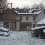 Будинок колишньої школи, в якій вчився мій дід