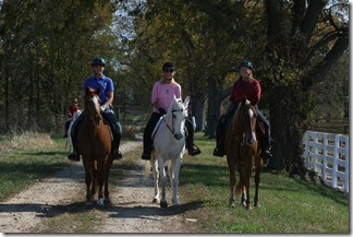 sensory trail ride