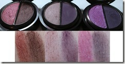 L'Oreal Hip Shadow Swatches 2