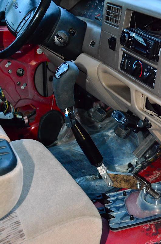 My F650 dash panel (ZF6, custom shift knob) - Page 4 ...