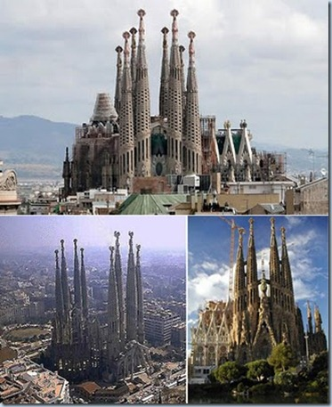 La Sagrada Familia