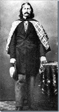 3. Wild Bill Hickok