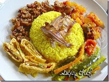 sarapan khas indonesia