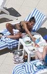 Alicia Keys en Bikini