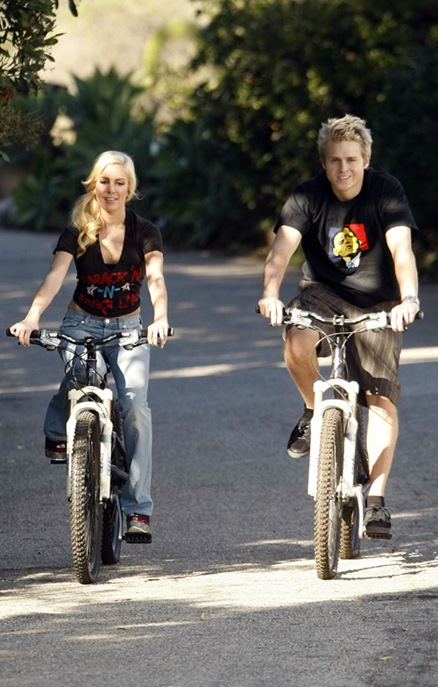 Heidi Montag y Spencer Pratt