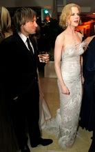 Nicole Kidman con Keith Urban