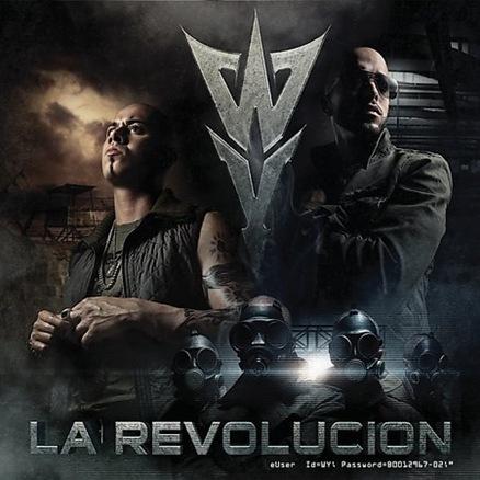 cover la revolucion wisin yandel