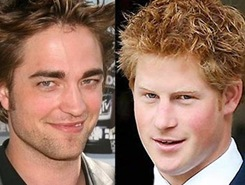 Robert Pattinson podría interpretar ak Principe Harry