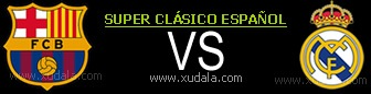 Ver Online [EN VIVO] Barcelona vs Real Madrid, Clasico Español Online (7 Octubre 2012) ()