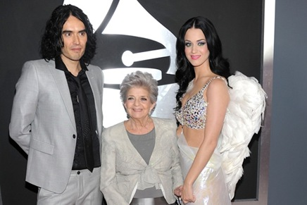 Katty Perry en los Grammys