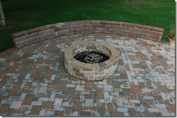 Brick-Fire-Pit