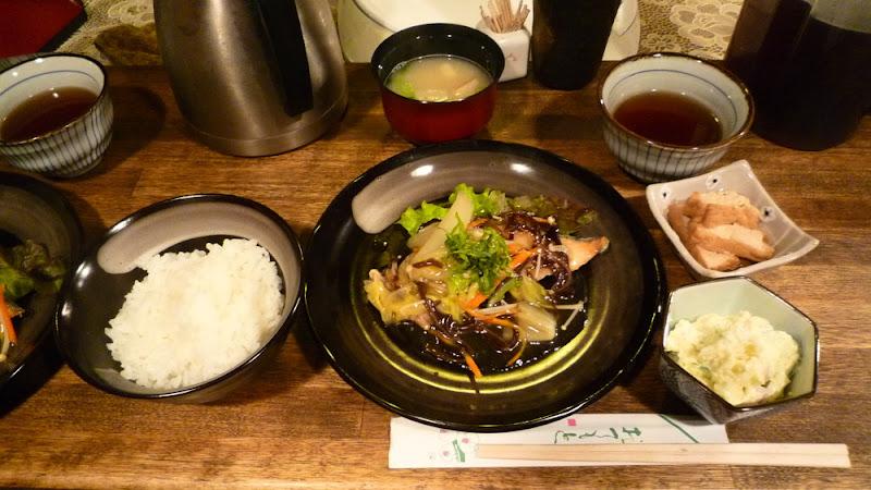 桜ん坊 Sakuranbo restaurante お店 定食 restaurant Fukuoka 福岡