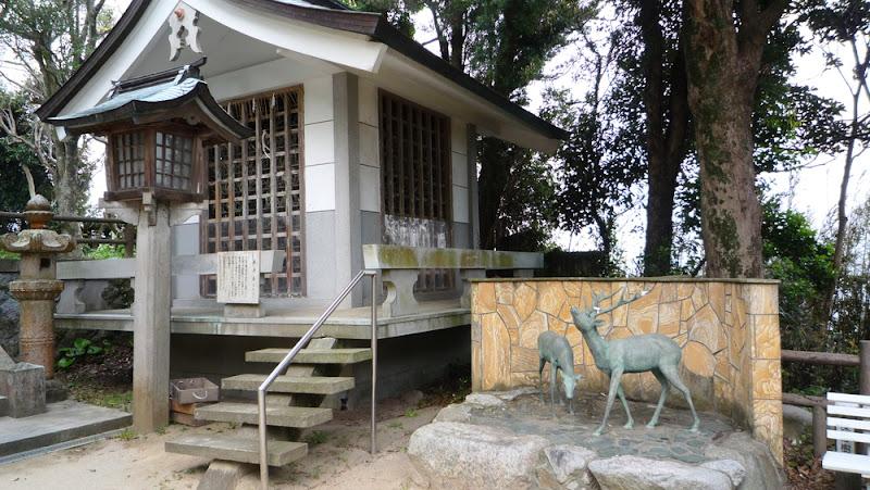 Shikaumi Jinja 志賀海神社