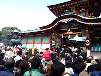 初詣, hatsumode, templo, shrine, Shinto, 神社, 防府天満宮, 防府, 山口, Yamaguchi, Hofu, Tenmangu, 2009