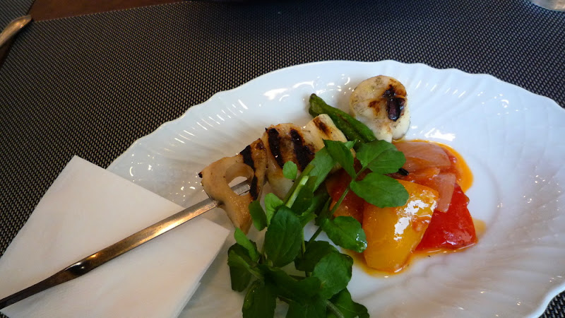 Restaurante La Carrozza レストラン ラ・カロッツァ