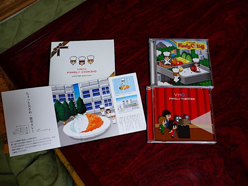 YMCK, ファミリークッキング, ファミコン, NES, Nintendo, 8bit, chiptune, ピコピコ, Family Cooking