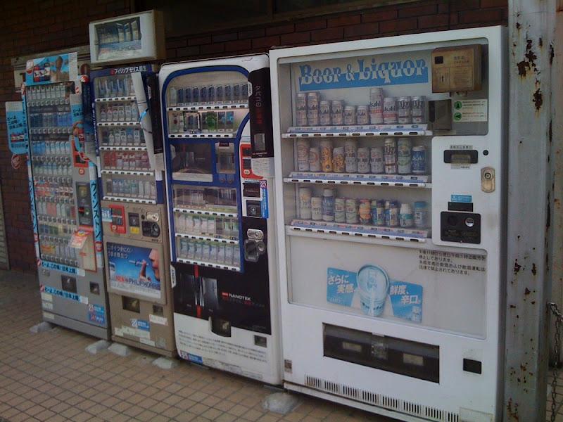 cerveza, alcohol, 酒,ビール, 販売機, 免許, carnet, license, beer, vending