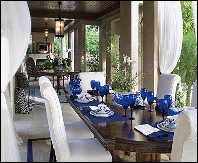good life of design: cobalt blue