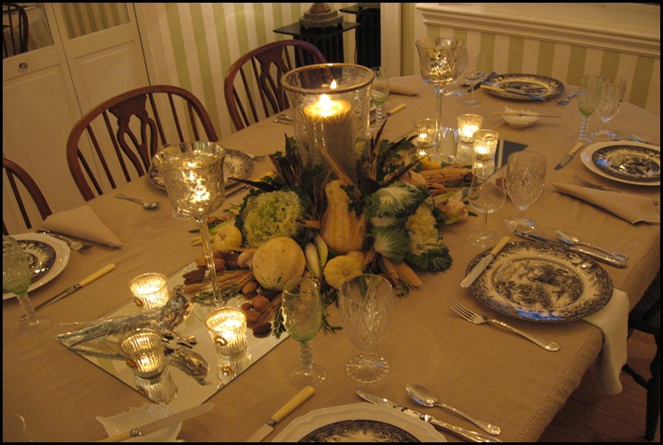 Thanksgiving Table 2008 038
