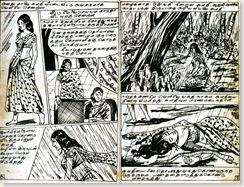 Vasu Comics MM Page 8 & 9