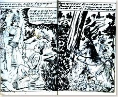 Vasu Comics MM Page 48 & 49