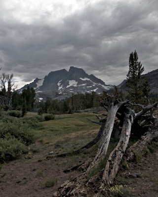 Banner Peak and Mt. Ritter