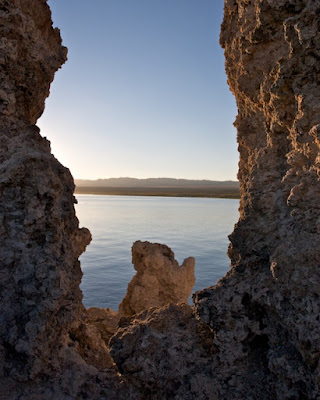 Sunrise South Tufa