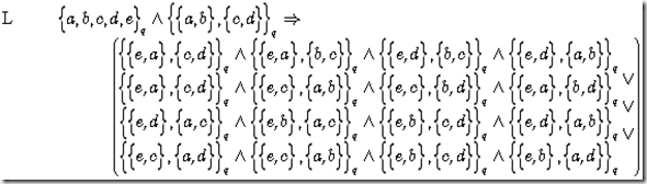 5 point lemma