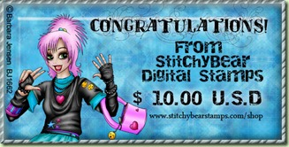 10 USD GC graphic for display only