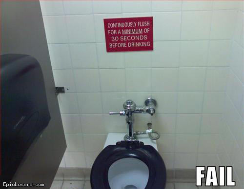 fail signs