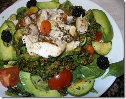 BAS salad