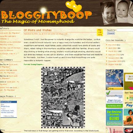 Bloggity Boop