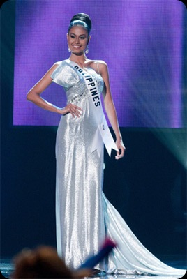 Miss Universe 2010 4th Runner Up Miss Philippines Venus Raj - JustAnotherPixel.net