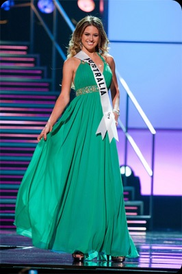 Miss Universe 2010 2nd Runner Up Miss Australia Jesinta Campbell - JustAnotherPixel.net