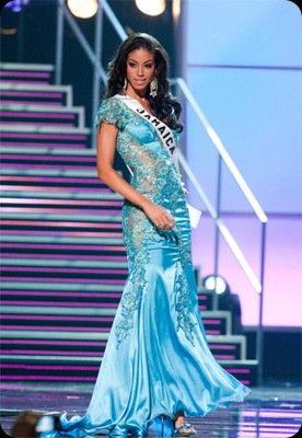Miss Universe 2010 1st Runner up Miss Jamaica Yendi Phillipps - JustAnotherPixel.net