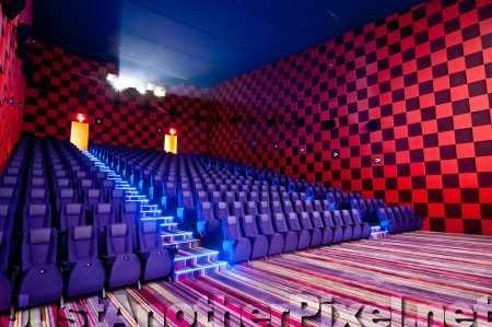 Newport Cinema 3 with 3D at Resorts World Hotel, Manila - JustAnotherPixel.net