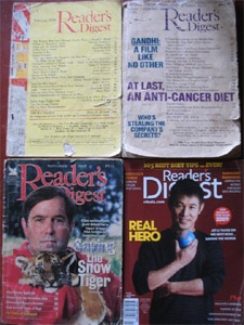 Reader's Digest collection - JustAnotherPixel.net
