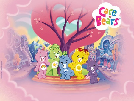 The Carebears - JustAnotherPixel.net