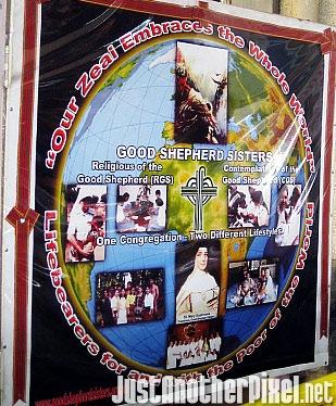 Good Shepherd Sisters Convent in Baguio - JustAnotherPixel.net