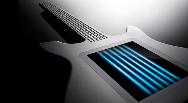 kitara touchscreen guitar