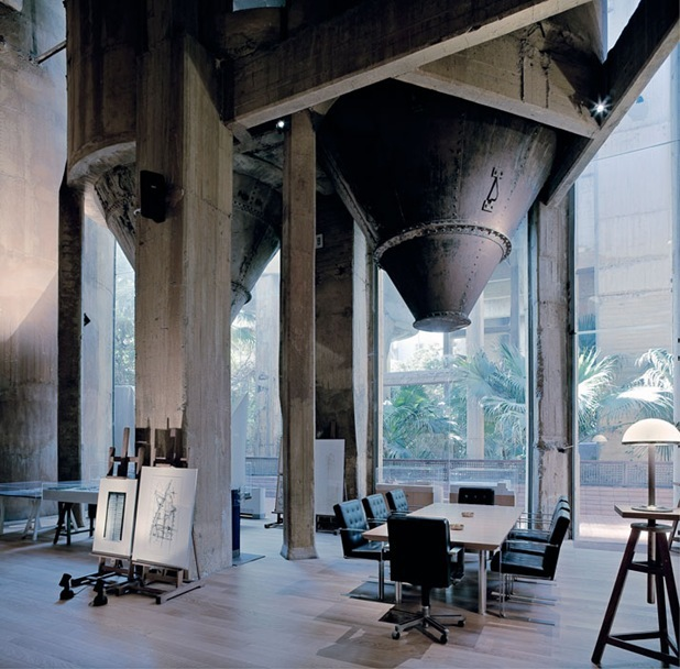 cement factory loft 1