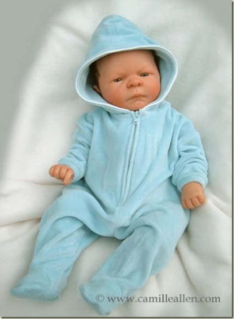 Bebê de Marcipan 7