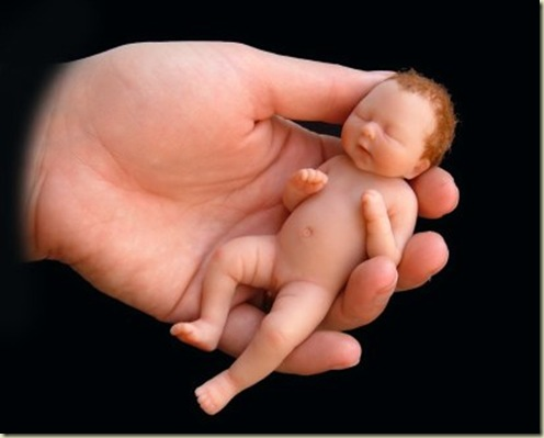 Bebê de Marcipan 15