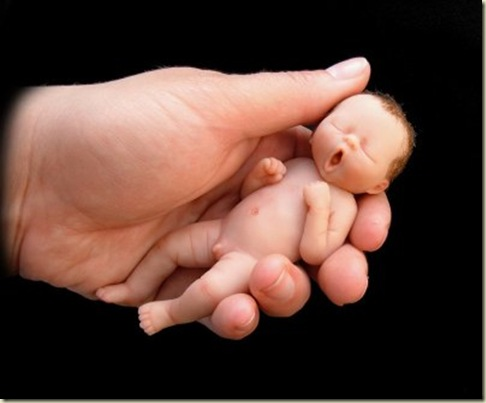 Bebê de Marcipan 16