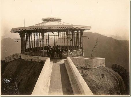 Corcovado Rio Mirante do Chapeu 1885
