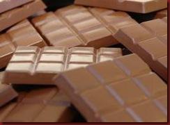 ca 31 chocolate em barras