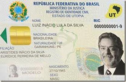Cadastro Unico RIC do Lula