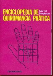 Ler a mao livro de Marcel da Editora Pensamento